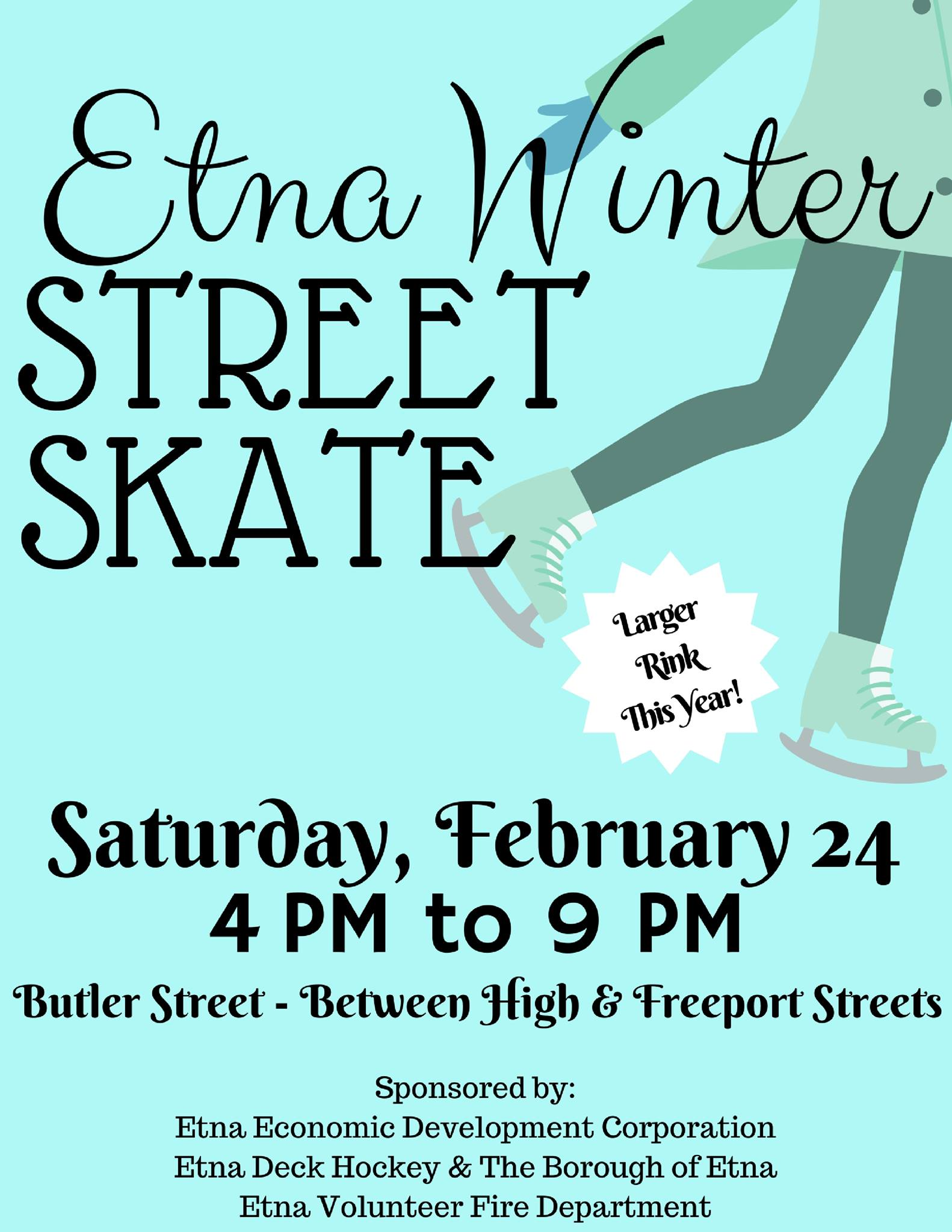 Etna Winter Street Skate